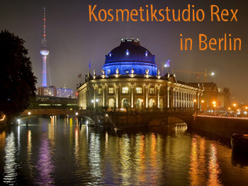Kosmetikstudio Rex in Berlin
